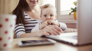 Entrepreneurial mothers