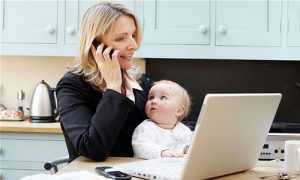Challenges faced by Entrepreneurial mother