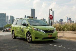 Go Green Taxi's Oxford