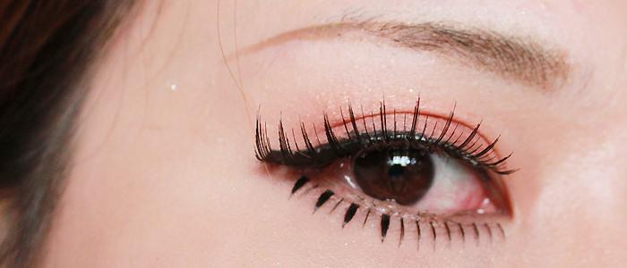 Long lashes for longer beauty