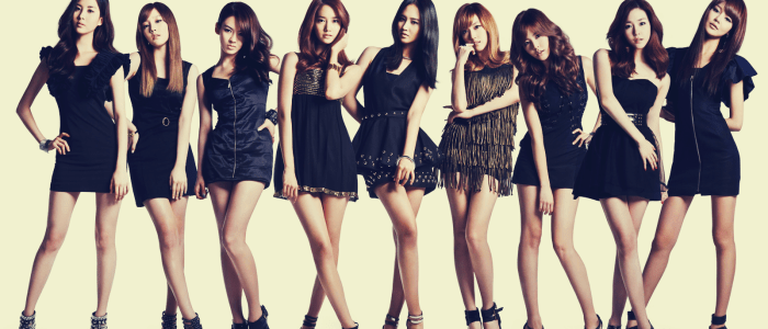 The Girls that rocked the K-Pop World