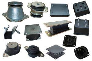 vibration and noise isolators