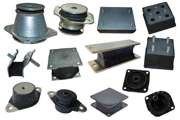 vibration and noise isolators