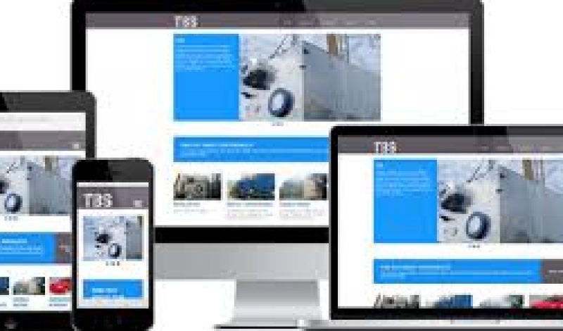 What are the essential works of web designing company?