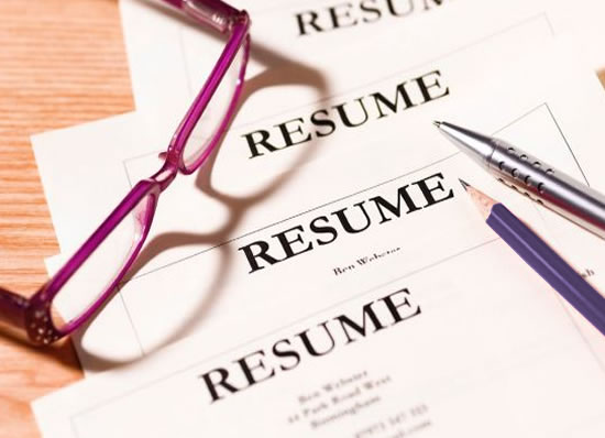 services of resume writing
