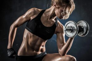 Role of fitness for women
