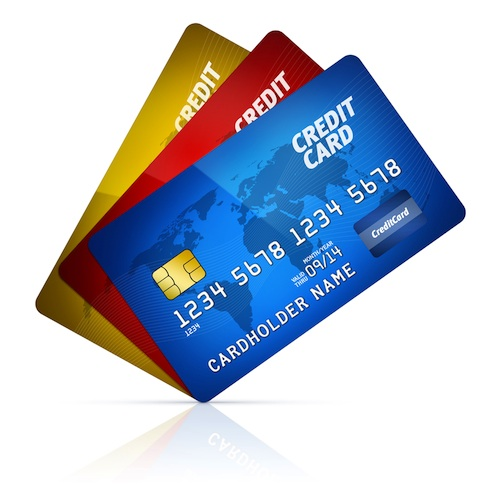 advantages of the credit cards