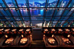 cocktail bars in Hong Kong.